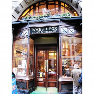 Meeting at James J Fox @ James J Fox | London | United Kingdom
